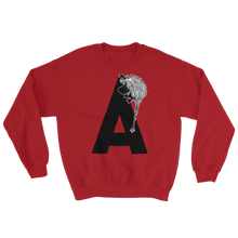 Load image into Gallery viewer, Moomin Alphabet sweatshirt - A as in Ancestor