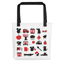 Load image into Gallery viewer, Hippu Tote Bag Black Skandibrand