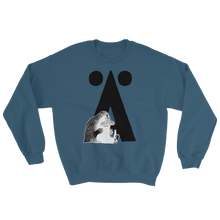 Load image into Gallery viewer, Ä - Moomin Alphabet Sweatshirt - feat. the Groke
