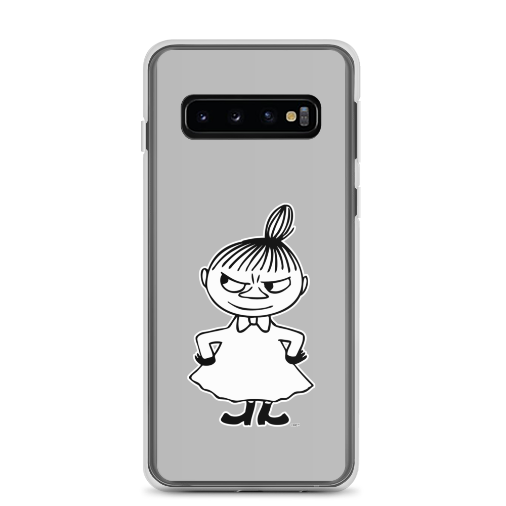 Little My Samsung case grey