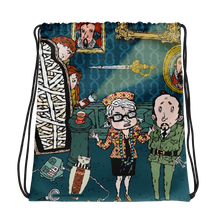 Load image into Gallery viewer, The Whodunit Detective Agency - The Mummy Mystery - Drawstring bag