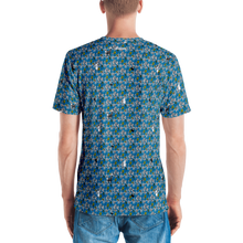Load image into Gallery viewer, Lost in the valley blue T-shirt