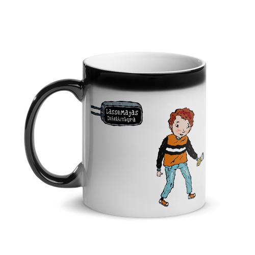 The Whodunit Detective Agency - Glossy magic mug