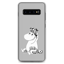 Load image into Gallery viewer, Snorkmaiden Samsung case grey