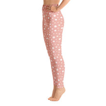 Load image into Gallery viewer, Linda Bondestam Flower Yoga Leggings Skandibrand