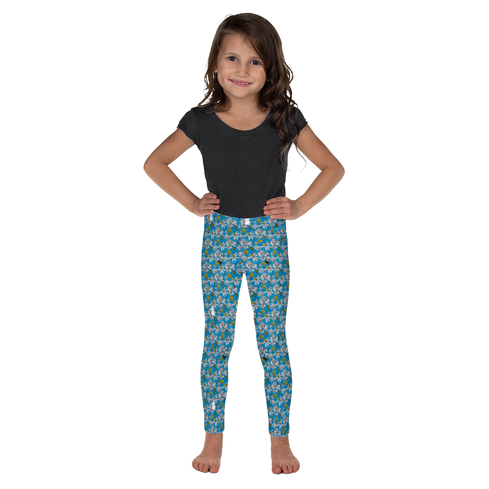 Lost in the valley kid's leggings