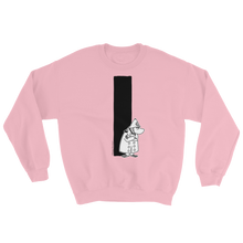 Load image into Gallery viewer, Moomin Alphabet sweatshirt - I as in Inspector