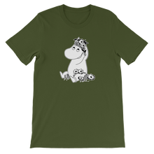 Load image into Gallery viewer, Snorkmaiden t-shirt - Moomin Characters