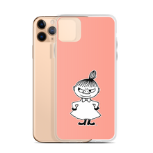 Load image into Gallery viewer, Little My iPhone case pink