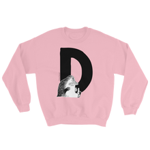 Load image into Gallery viewer, D - Moomin Alphabet Sweatshirt - feat. the Groke