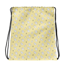 Load image into Gallery viewer, Little Spook Laban Drawstring bag in yellow
