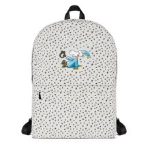 Load image into Gallery viewer, Mr Clutterbuck Alphabet Backpack Skandibrand