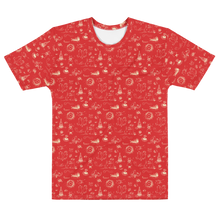 Load image into Gallery viewer, Comet adventure t-shirt red