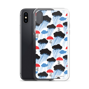 Little My umbrella iPhone Case Skandibrand