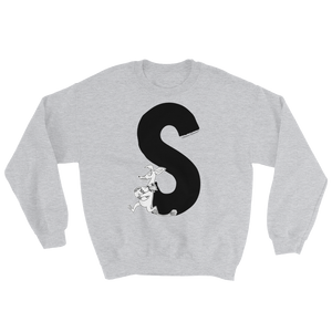 Moomin Alphabet sweatshirt - S as in Sniff