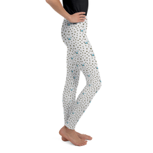 Load image into Gallery viewer, Mauri Kunnas Mr Clutterbuck Alphabet Youth Leggings Skandibrand