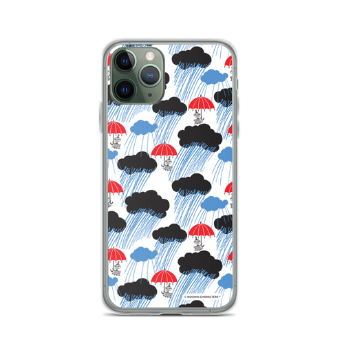 Little My umbrella iPhone Case