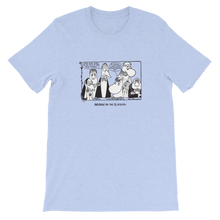 Load image into Gallery viewer, Snorkmaiden at the casino - Moomins on the Riviera T-Shirt