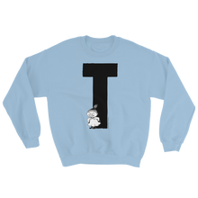 Load image into Gallery viewer, T - Moomin Alphabet Sweatshirt - feat. Little My