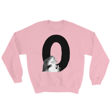 Load image into Gallery viewer, O - Moomin Alphabet Sweatshirt - feat. the Groke