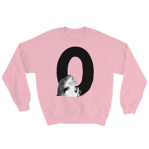 O - Moomin Alphabet Sweatshirt - feat. the Groke
