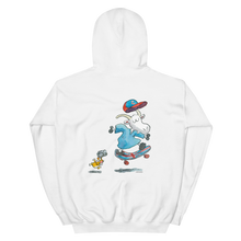 Load image into Gallery viewer, Mr Clutterbuck Skateboard Hooded Sweatshirt