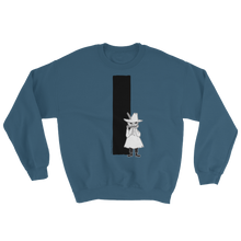 Load image into Gallery viewer, I - Moomin Alphabet Sweatshirt - feat. Snufkin