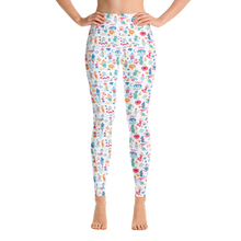 Load image into Gallery viewer, Moomin valley yoga leggings