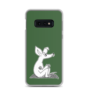 Sniff Samsung case forest green