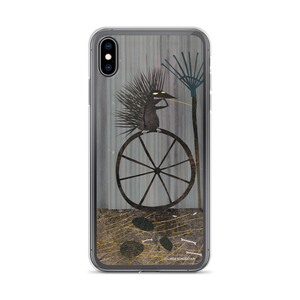 Linda Bondestam porcupine iPhone case