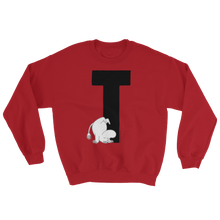 Load image into Gallery viewer, T - Moomin Alphabet Sweatshirt - feat. Moomin
