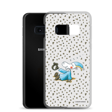 Load image into Gallery viewer, Mauri Kunnas Mr Clutterbuck Alphabet Samsung Case Skandibrand