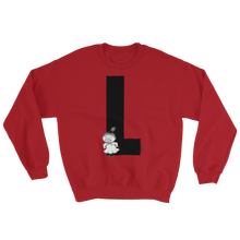 Load image into Gallery viewer, L - Moomin Alphabet Sweatshirt - Little My