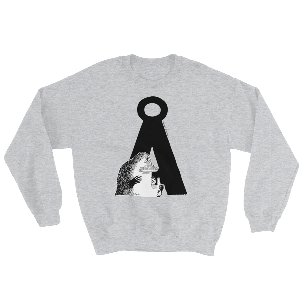 Å - Moomin Alphabet Sweatshirt - feat. the Groke