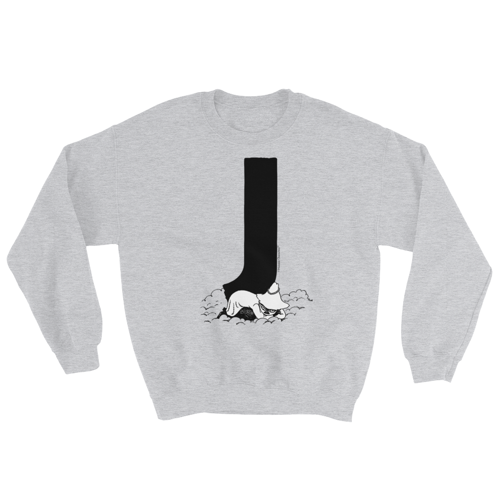 Moomin Alphabet sweatshirt - J as in Joxter