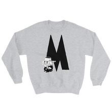 Load image into Gallery viewer, Moomin Alphabet sweatshirt - M as in Muddler