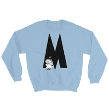 Load image into Gallery viewer, M - Moomin Alphabet Sweatshirt - feat. Little My