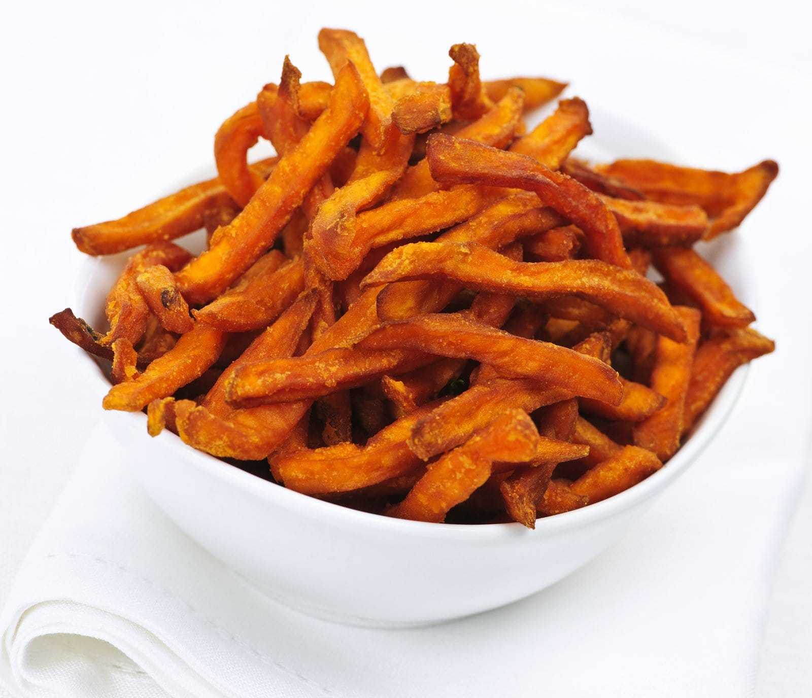 Loaded Sweet Potato Chips
