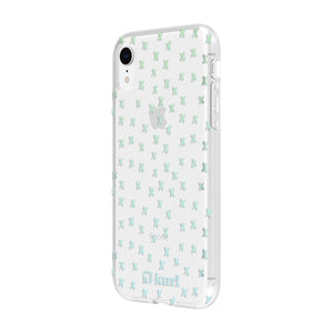 Mint Crosses Printed Case