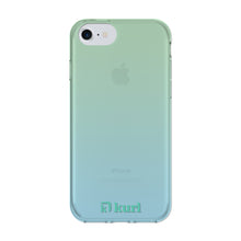 Load image into Gallery viewer, Green / Blue Ombre Printed Case