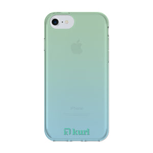 Green / Blue Ombre Printed Case