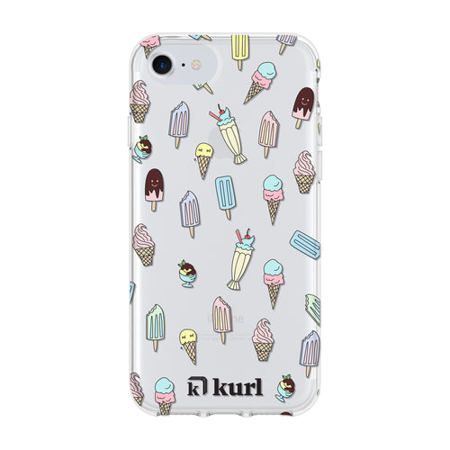Ice Cream Printed Case