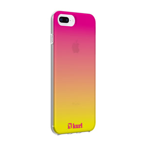 Pink / Yellow Ombre Printed Case