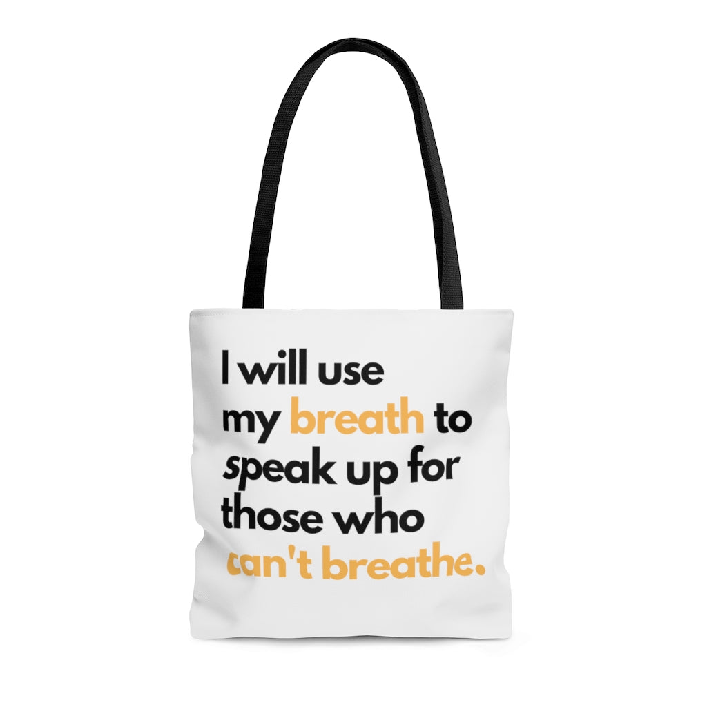 Speak UP Tote Bag