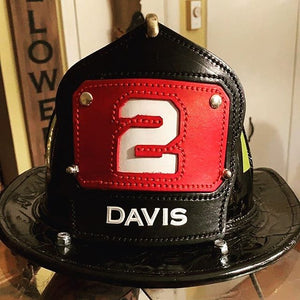 Jacksonville Fire Department Approved Custom Front
