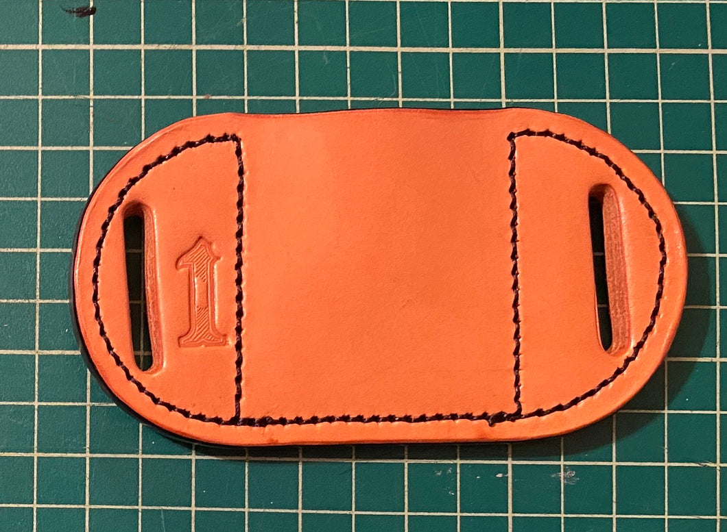 Brown Single Magazine Pouch