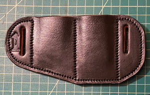 Black Double Magazine Pouch
