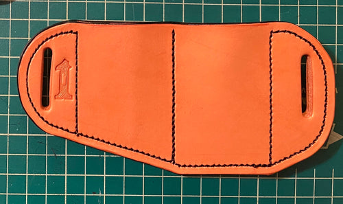 Brown Double Magazine Pouch