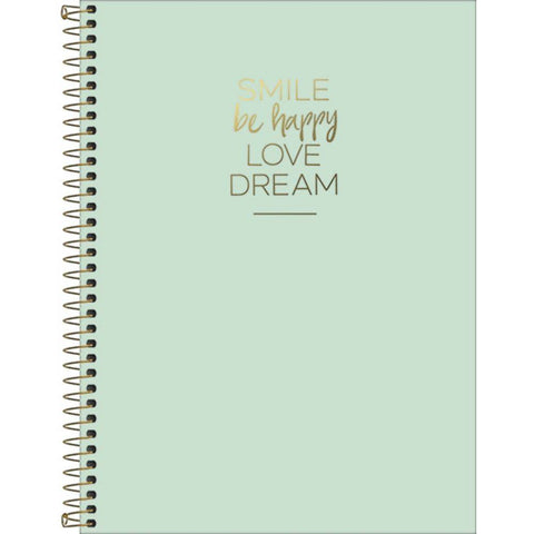 Caderno Happy 80 FLS Tilibra