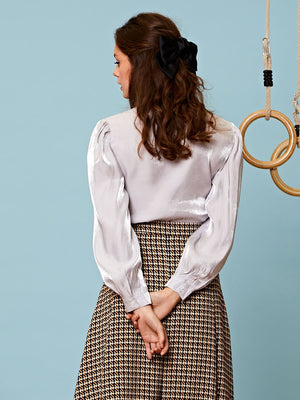 Ten Points Bow Blouse Sister Jane
